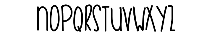 BreakFromToronto Font LOWERCASE