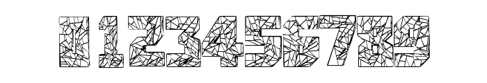 BreakingTime! Font OTHER CHARS