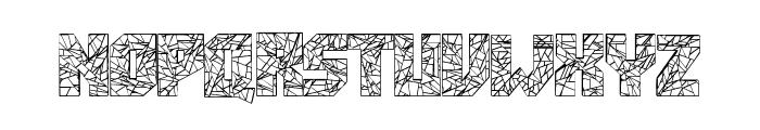 BreakingTime! Font LOWERCASE