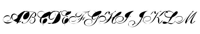 BreastBomb Font UPPERCASE