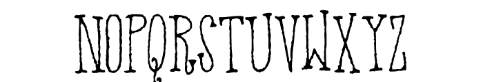 BreathtakingBeautyDEMO Font UPPERCASE