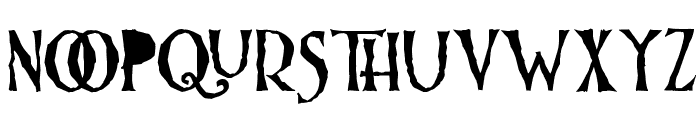 Bridgeport Demo Font LOWERCASE