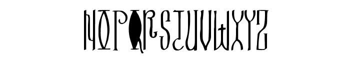 Brigida Font UPPERCASE