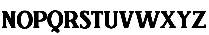 Brimborion Bold Font UPPERCASE