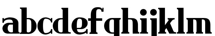 Brimborion Font LOWERCASE