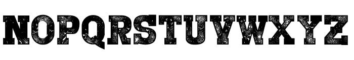 BringMeAWar_Textured Font UPPERCASE