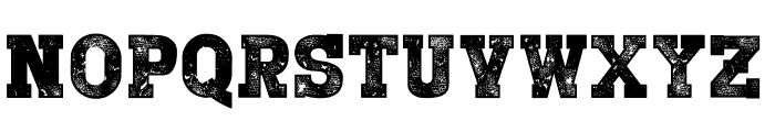 BringMeAWar_Textured Font LOWERCASE