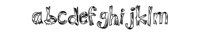Britin_Final_Version Font LOWERCASE