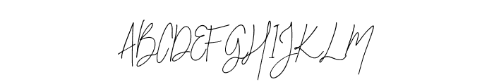 Britson Regular Font UPPERCASE