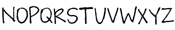 Brittney Font UPPERCASE