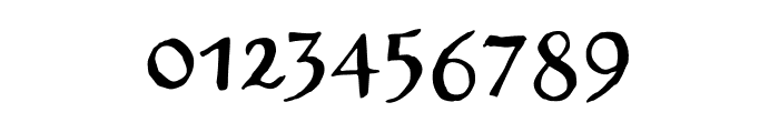 Brizel Font OTHER CHARS