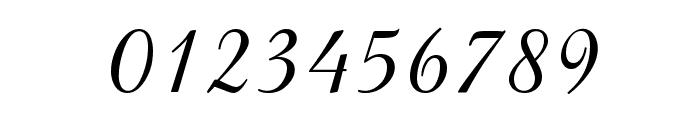 Brock Script Font OTHER CHARS