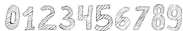 Broken Chalk Font OTHER CHARS