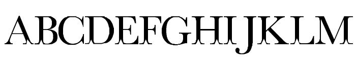 BrokenArm Font UPPERCASE