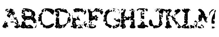 Brokenbaby Font UPPERCASE