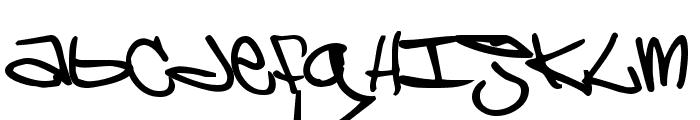 Brooklyn Kid Font LOWERCASE