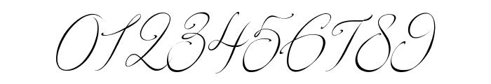 Brotherhood Script Font OTHER CHARS