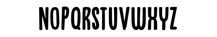 Brouwerij DEMO Regular Font LOWERCASE