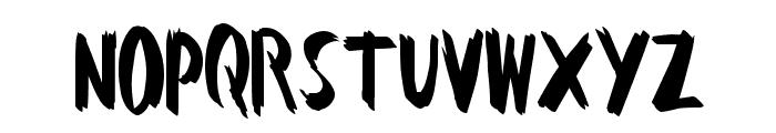 BrushSome Font LOWERCASE
