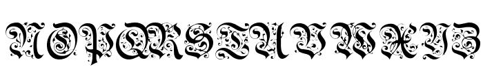 BrusselsTitlingCaps Font LOWERCASE
