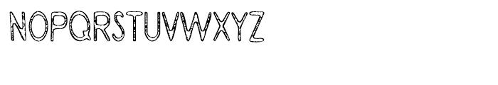 Bramalea Beauty Regular Font UPPERCASE