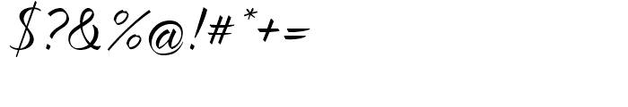 Braxton Regular Font OTHER CHARS