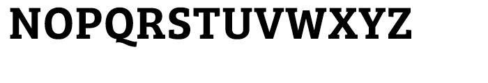 Bree Serif Semibold Font UPPERCASE