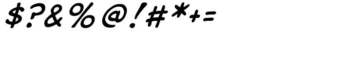 Brian Bolland Regular Intl Font OTHER CHARS