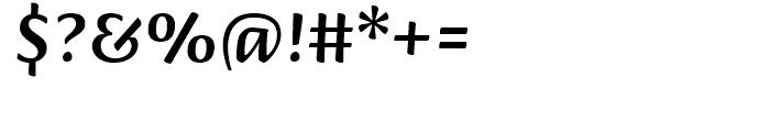 Briem Script Medium Font OTHER CHARS