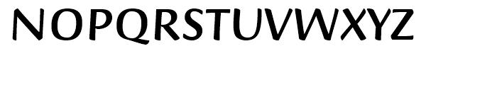 Briem Script Medium Font UPPERCASE