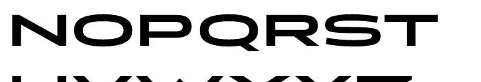 Briller Bold Font UPPERCASE