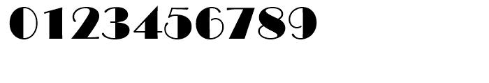 Broadway Standard D Font OTHER CHARS