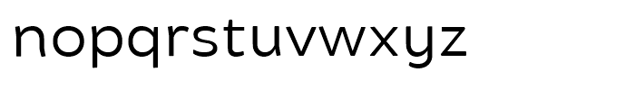 Brocha Alt Book Font LOWERCASE
