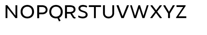 Brocha Alt Regular Font UPPERCASE