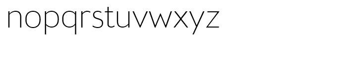Brooklyn Samuels No5 Thin Font LOWERCASE