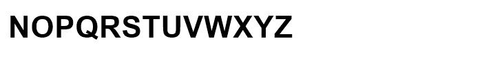 BrowalliaUPC Bold Font UPPERCASE