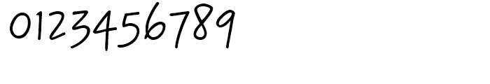 Bruno JB Regular Font OTHER CHARS