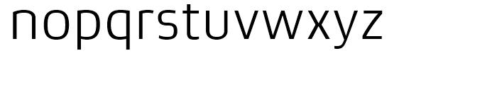 Bruum FY Light Font LOWERCASE