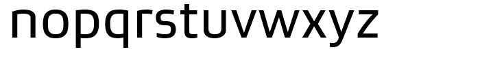 Bruum FY Regular Font LOWERCASE