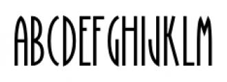 BraveWorld Regular Font UPPERCASE
