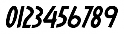 Brooklyner Italic Font OTHER CHARS
