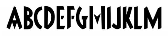 Brooklyner Regular Font UPPERCASE