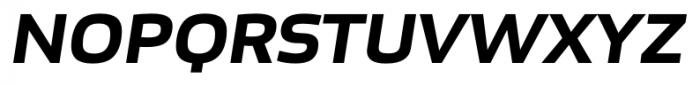 Bruum FY Bold Italic Font UPPERCASE
