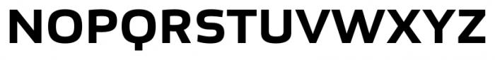 Bruum FY Bold Font UPPERCASE