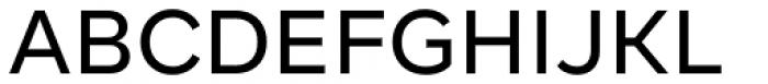 BR Firma Medium Font UPPERCASE