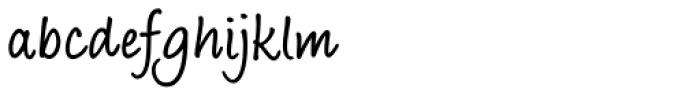 Bradley Type Pro Bold Font LOWERCASE
