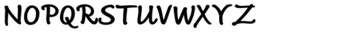 Bradley Type Pro Heavy Font UPPERCASE
