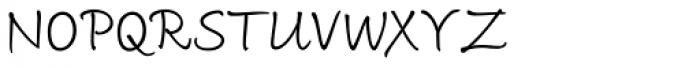 Bradley Type Pro Regular Font UPPERCASE