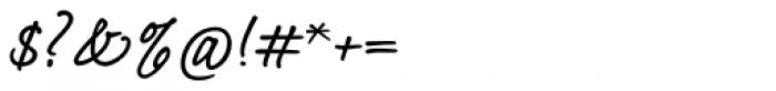 Bradley Type Std Bold Italic Font OTHER CHARS