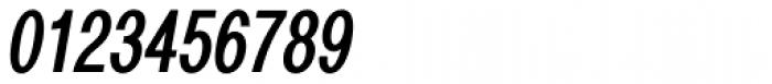 Bradwell Bold Italic Font OTHER CHARS